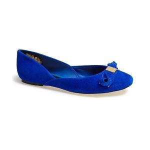Authentic Ted Baker Leather Flats